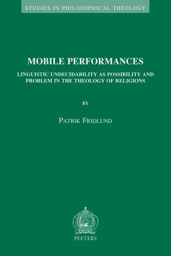 Mobile Performances: Fridlund P.,
