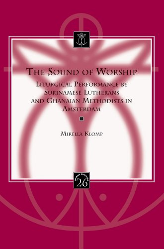 The Sound of Worship: Klomp M.,