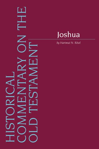 9789042925922: Joshua (Historical Commentary on the Old Testament)