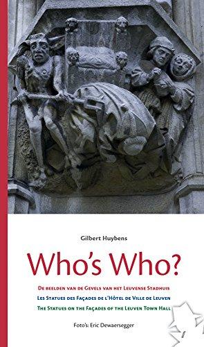 Who's Who?: De beelden op de gevels: Huybens, G