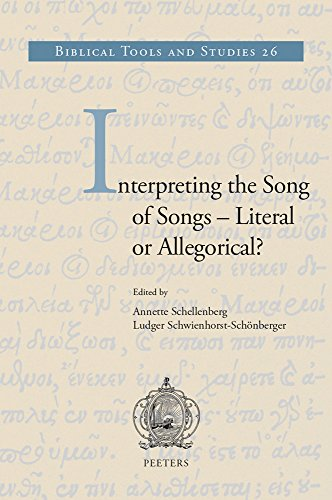 Interpreting The Song Of Songs