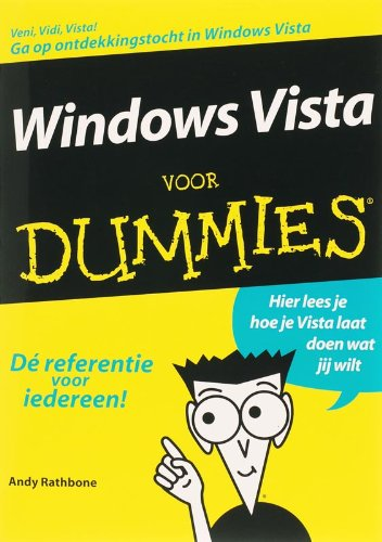 Windows Vista voor Dummies: Andy Rathbone