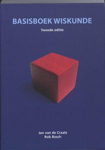 9789043016735: Basisboek wiskunde