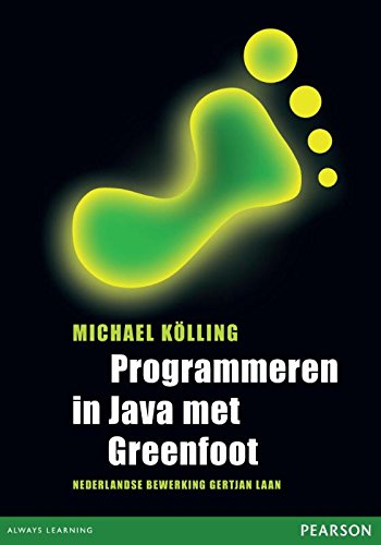 9789043018791: Programmeren in Java met Greenfoot