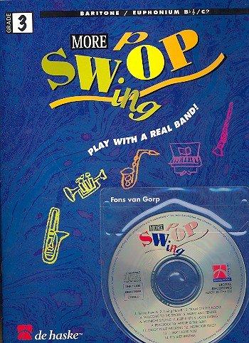 9789043102476: More Swop Euphonium +CD