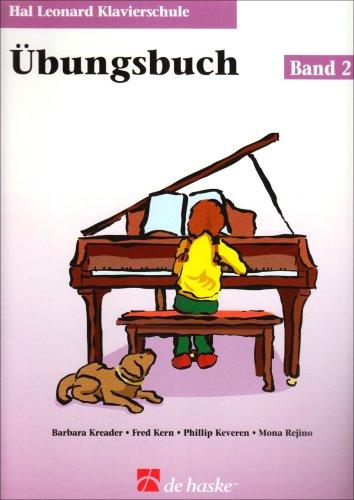 9789043105064: Übungsbuch 2 Hal Leonard Klavierschule