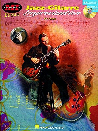 Jazz-Gitarre Improvisation: Sid Jacobs