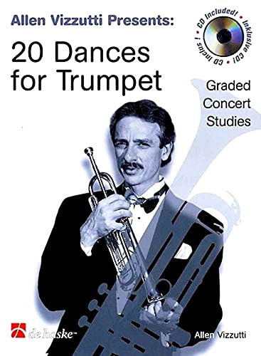 9789043105521: 20 Dances for Trumpet