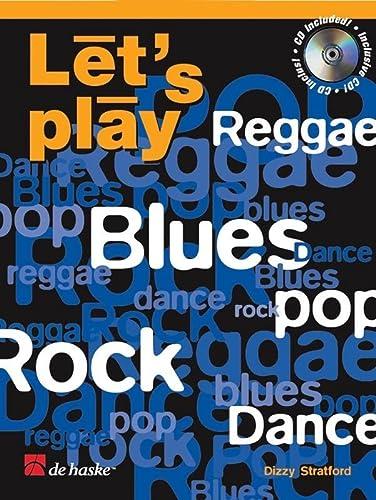 9789043105644: Let's Play Reggae, Blues, Pop, Rock & Dance