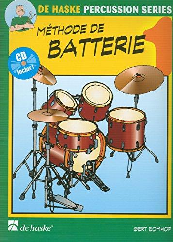 9789043105736: Methode de Batterie 1 Batterie +CD