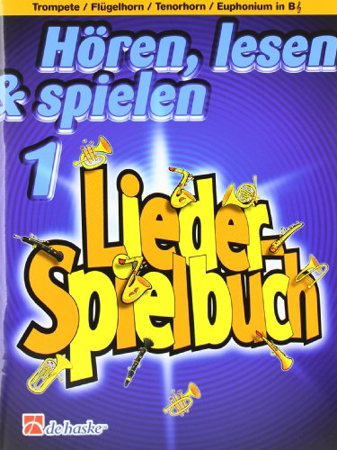 9789043105965: Liederspielbuch trompette / bugle / cor tenor / euphonium