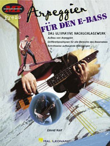 Arpeggien für den E-Bass: David Keif