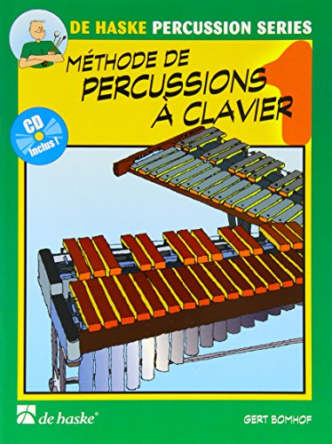 9789043106726: Methode de Percussions a Clavier 1 Percussions +CD