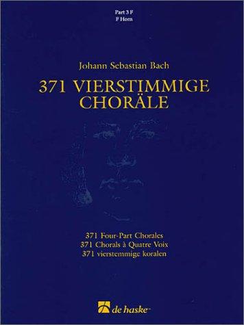 9789043107983: 371 Vierstimmige Choräle ( 3 F )