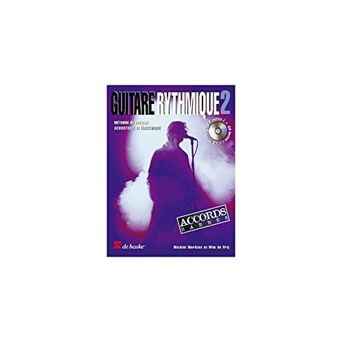 9789043109581: Guitare rythmique 2 guitare+CD