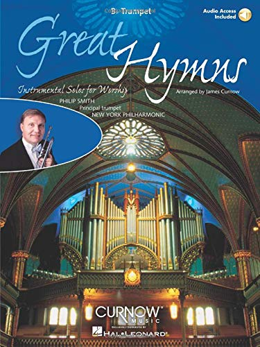9789043109819: Great Hymns Trompette +CD