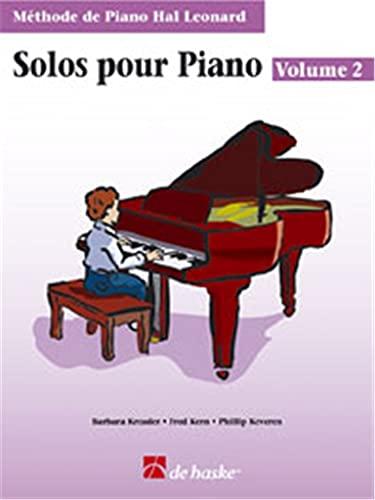 9789043110921: Solos pour Piano, Volume 2