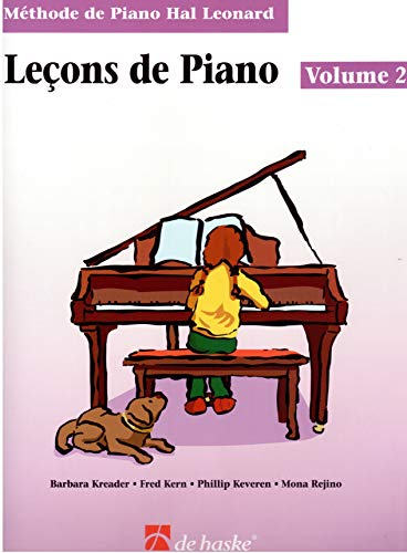9789043110938: FRENCH PIANO LESSONS BOOK 2 HLSPL