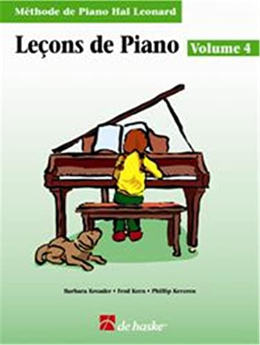 9789043110976: FRENCH PIANO LESSONS BOOK 4 HLSPL (Hal Leonard Student Piano Library)