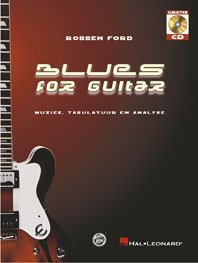 9789043111102: Blues for guitar guitare+CD