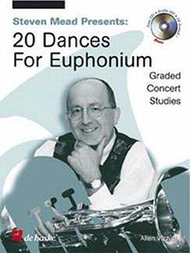 9789043111508: 20 Dances for Euphonium