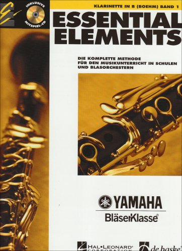 9789043112291: Essential Elements, für Klarinette in B (Boehm), m. Audio-CD