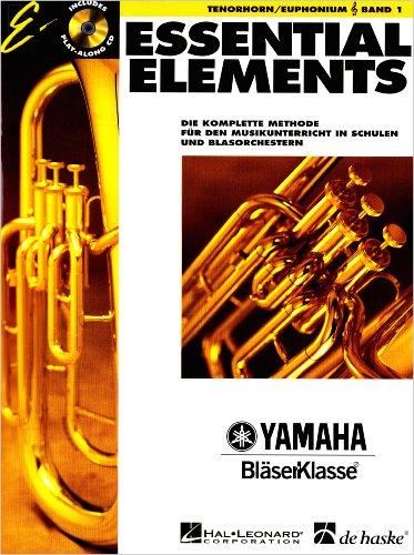 9789043112352: Essential Elements, für Tenorhorn/Euphonium in B (TC), m. Audio-CD