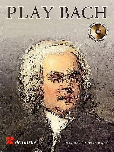 9789043112949: Play Bach Hautbois +CD