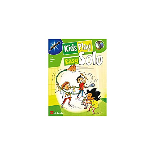 9789043114486: Kids Play Easy Solo Hautbois +CD