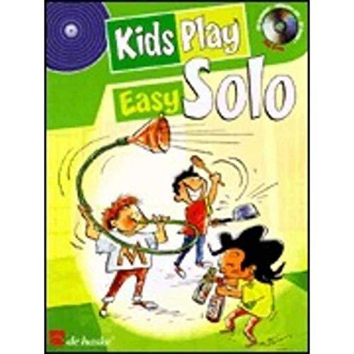 9789043114530: Kids Play Easy Solo Trombone +CD