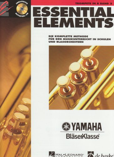 9789043114721: Essential Elements Band 2 - Fur Trompete Trompette +CD