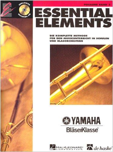 9789043114769: Essential Elements Band 2 - für Posaune (BC) - Trombone BC - BOOK+CD