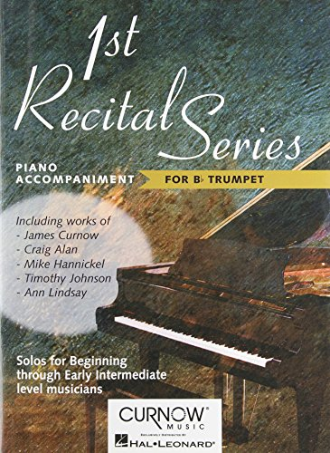 First Recital Series :Piano accompaniment for trumpet