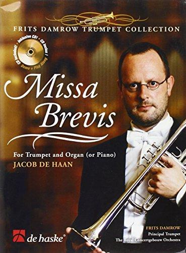 9789043116947: Missa Brevis Trompette + CD