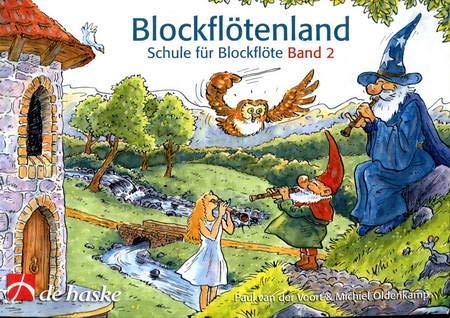 9789043117364: Blockflötenland Band 2 - Recorder - Book