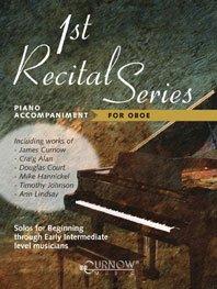 9789043117470: 1st Recital Series Piano Accompaniment for Oboe