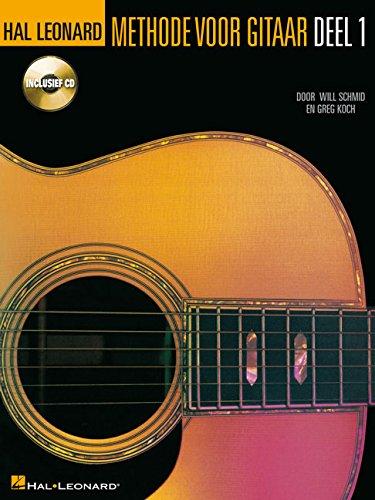9789043117692: Methode Voor Gitaar Deel 1 Guitare +CD