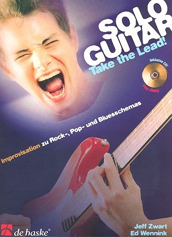 Take the Lead (+CD) : for guitar