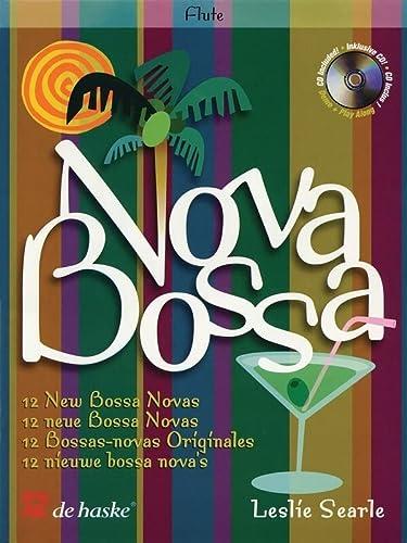 Bossa Nova (+CDd) : 12 neueBossa novas für Klarinette: Leslie Searle