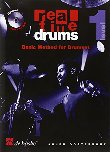 9789043118781: Real Time Drums