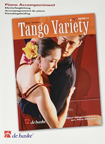 Tango Variety for violin :piano accompaniment: Sytse Wagenmakers