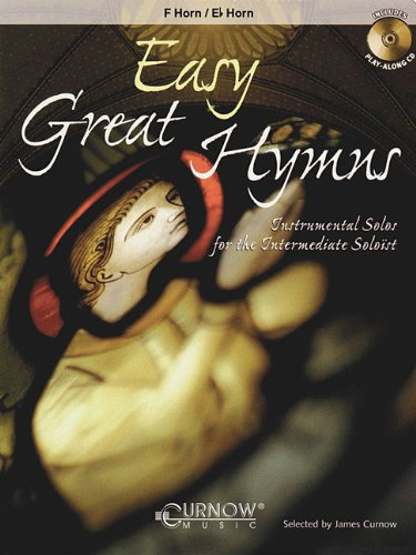 9789043119443: Easy Great Hymns: F Horn or Eb Horn - Grade 2