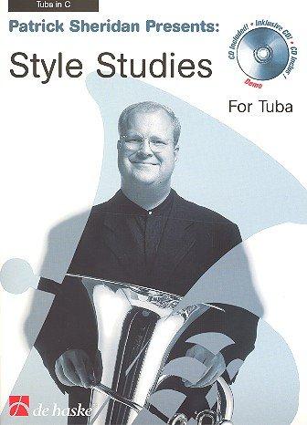 Style Studies (+CD) :for tuba in C