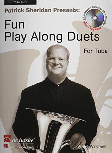 9789043119849: Patrick Sheridan Presents - Fun Play Along Duets For Tuba