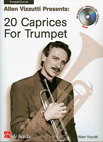 9789043119900: 20 Caprices for Trumpet