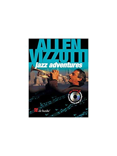 9789043119986: Allen Vizzutti - Jazz Adventures