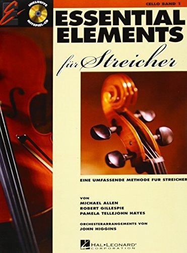 9789043120067: Essential Elements Fur Streicher - Fur Violoncello Violoncelle +CD