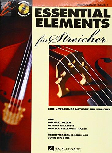 Essential Elements für Streicher - Kontrabass