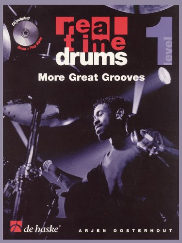 9789043120142: Real Time Drums More Great Grooves Eng