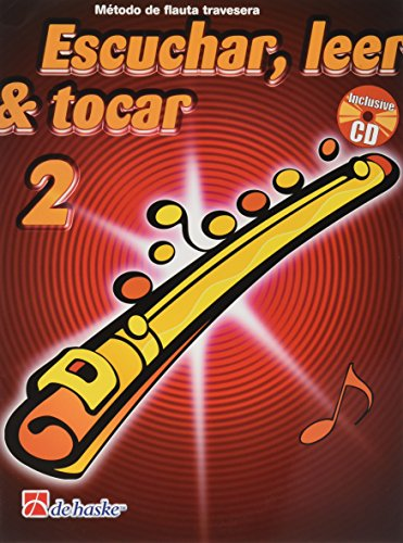 BOERSTOEL y KASTELEIN - Escuchar, Leer y Tocar (Metodo) Vol.2 para Flauta (Inc.CD): BOERSTOEL y ...